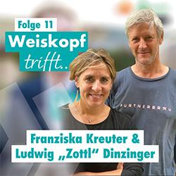 Coverbild zu Folge 11: Franzi & Zottl, wie steht's um die Freisinger Kneipen?