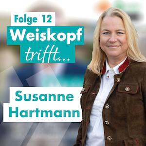 Coverbild zu Folge 12: Susanne, warum möchtest du Bürgermeisterin werden?
