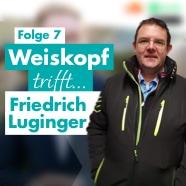 Coverbild zu Folge 7: Friedrich, können wir Blaulicht und Martinshorn einschalten?