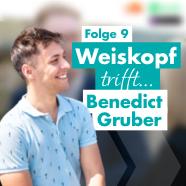Coverbild zu Folge 9: Benedict, warum stellst du dich bei 5 Grad nackt an die Isar?