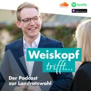 Coverbild zu Folge 1: Vorstellung Podcast: Weiskopf trifft ...